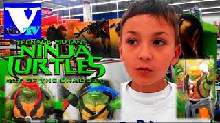 ЧЕРЕПАШКИ НИНДЗЯ поход в магазин игрушек! TMNT Ninja Turtles Shopping In Kids Toys Store(Смотрите лучшие обзоры игрушек на ВЛАДИ ТВ: https://www.youtube.com/channel/UCjm-7qX4kB9IODpgXxg393w ЧЕРЕПАШКИ НИНДЗЯ поход в магази..., 2016-06-12T05:00:01.000Z)