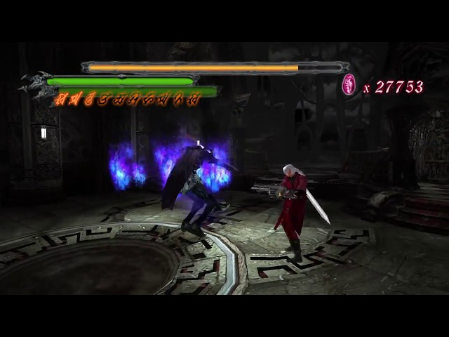 Nelo Angelo 3 [Dante Must Die - No Item] - Devil May Cry®