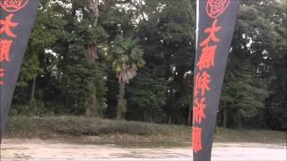 松江護国神社(Defense of the fatherland Shinto shrine)(松江城・北の丸跡)Matsue castle