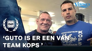 Bert Kops: 'Guto is er één van Team Kops'