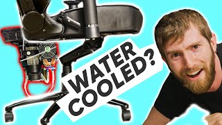 ULTIMATE Water Cooled Gaming Chair!!