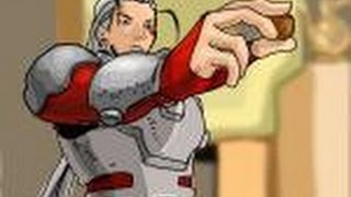 How to draw Gunther Prozen from Zoids