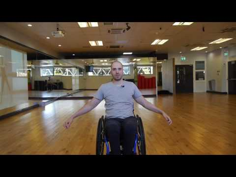 No Equipment Beginner HIIT Workout for Wheelchair Users | ADAPT TO PERFORM