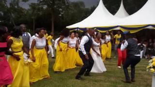 DJ Lebbz  Perfomance at a wedding  evergreen gardens  4