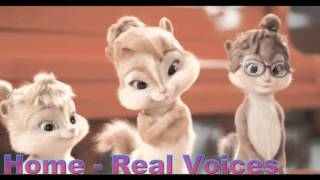 Alvin and The Chipmunks: The Road Chip - Home - Real Voices