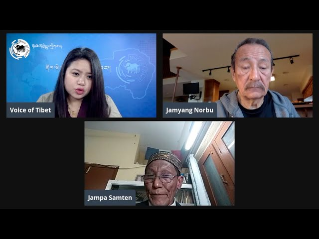 Why Vote? Why Democracy? : In conversation with Jamyang Norbu and Prof. Jampa Samten