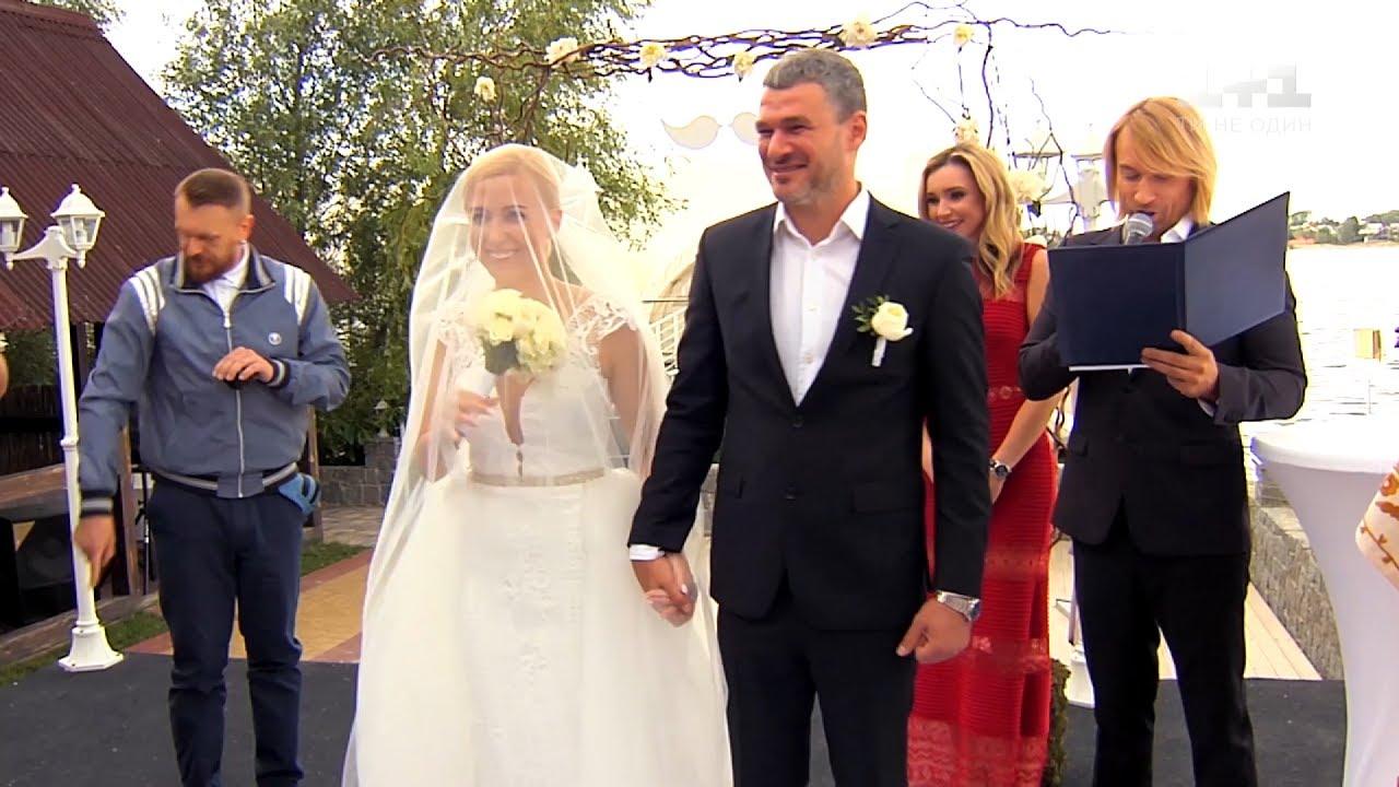Ексклюзив з весілля Тоні Матвієнко і Арсена Мірзояна - YouTube
