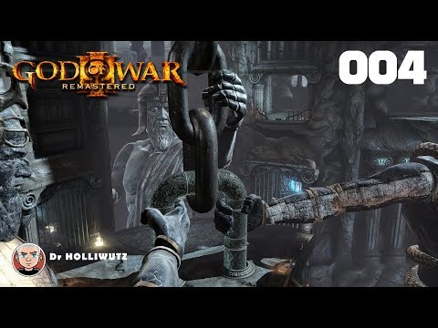 God of War 3 #004 - Peirithoos befreien [PS4] Let's Play GOW3 remastered