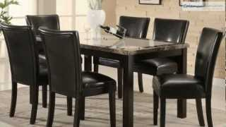 Carter Dining Room Collection From Coaster Furniture
