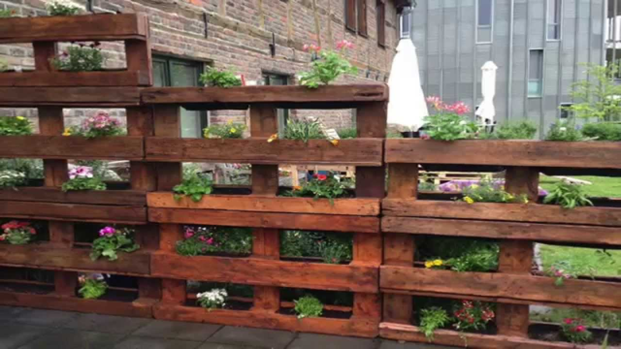 Ordinaire 12 Great Pallet Vertical Gardens