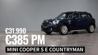 Op voorraad - MINI Cooper S E Countryman - €31.990 - 2018 - 50.500km