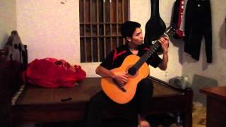 Nhung Anh Sao Dem - Guitar