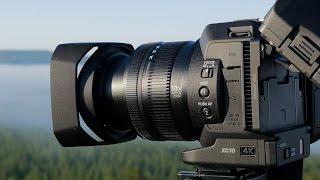 Canon XC10 - 4K video i kompakt format!(Hög videokvalitet, obegränsad inspelningstid samt ett väldigt ergonomiskt och vridbart grepp gör Canon XC10 till en suverän och kompakt ..., 2015-09-16T11:37:20.000Z)