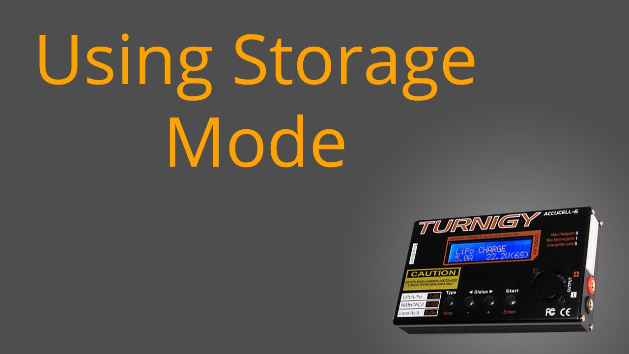 Turnigy Accucel Storage Mode Youtube Work With Prolux Lipo Charger This Balancer Can Be Used To 2 3