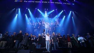 ハリケーン「サンディ」の被災地支援のため、2012年12月12日にニューヨ...