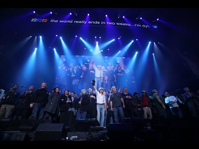 ザ・ローリング・ストーンズをはじめ、多くの著名人が集結!映画『12-12-12/ニューヨーク、奇跡のライブ』予告編