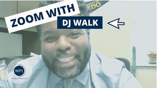 DJ Walk Interview | Cleveland Event DJ | NPi Entertainment