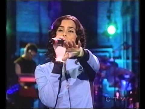 Nelly Furtado - On The Radio (Live At Grossie 2002)