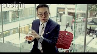COOKIN hk Interview   楊岳橋《肥仔是怎樣練成的?》