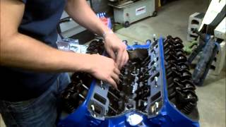 Intake Manifold Installation (Vid 8 of 8) - How To 302 5.0 Budget Rebuild