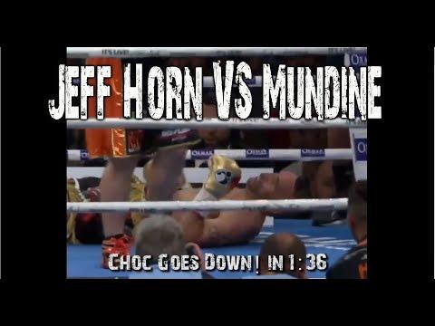 Jeff Horn defeats Mundine!