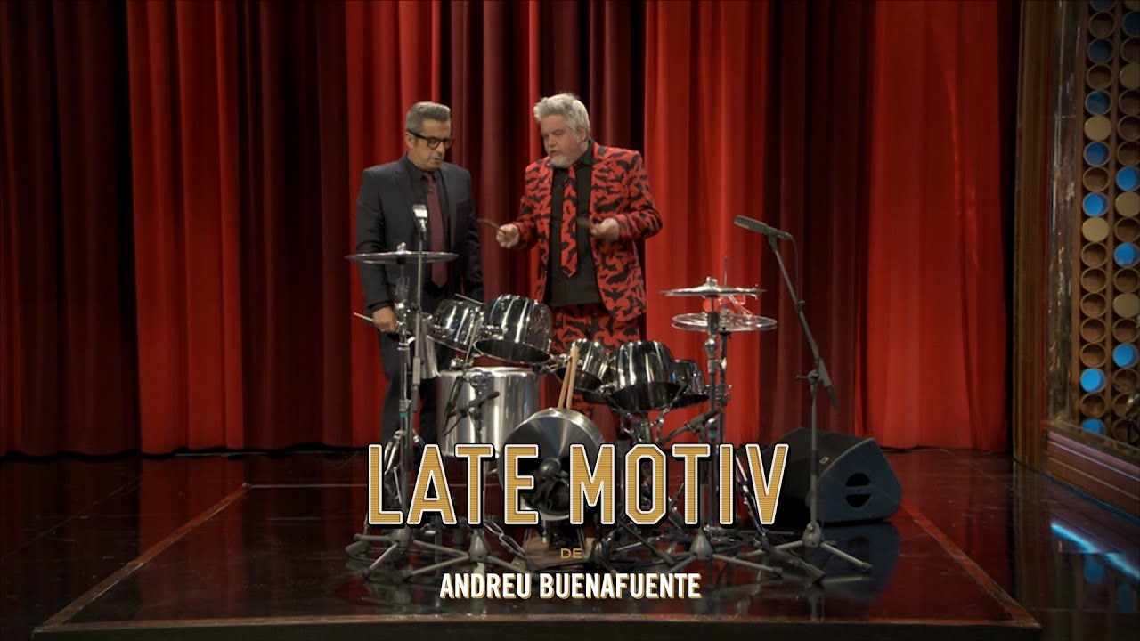 LATE MOTIV - Javier Coronas. Batería de cocina   #LateMotiv873