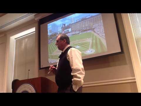 2014 03 27 Ed McMahon Speaks to Plan ET Knoxville, TN