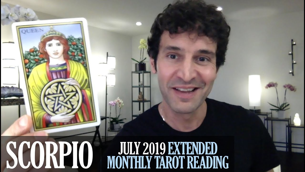 intuitive tarot by nicholas scorpio 2019