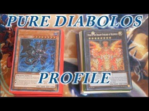 YUGIOH PURE Diabolos (Lair of Darkness) Deck Profile