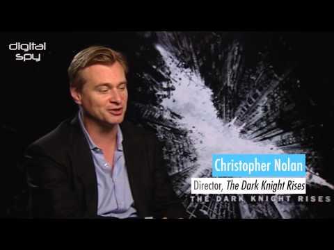 Christopher Nolan on 'Superman: Man of Steel'