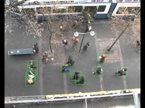 Top view people detection