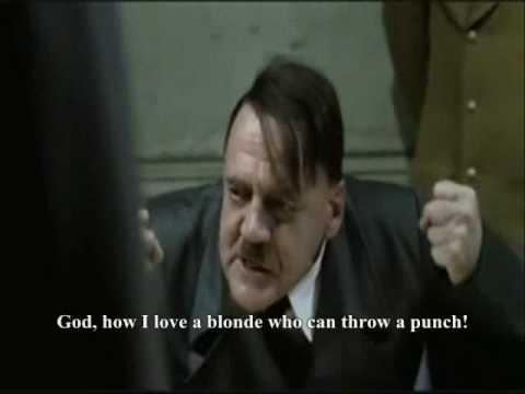 Hitler Discovers There Is No Amy Lindsay Day