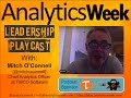 AnalyticsWeek Leadership Podcast with Michael O'Connell, Tibco Software