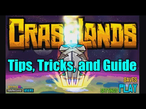 crash lands tundra guide