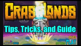 Crashlands Tips, Tricks and Crafting Guide
