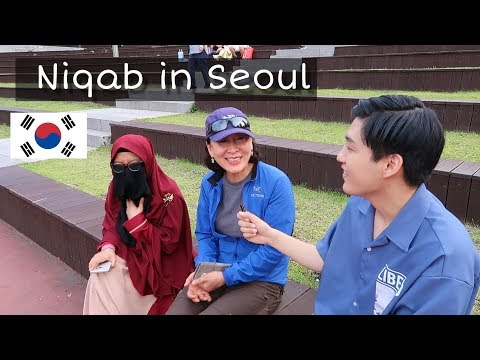 How people react to Niqab in public? thumbnail