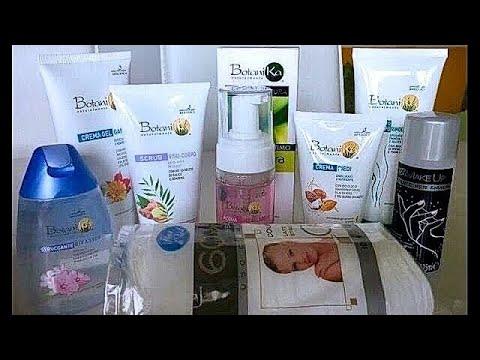 Haul beauty: prodotti Botanika-MD   #haul#beauty#botanika#MD