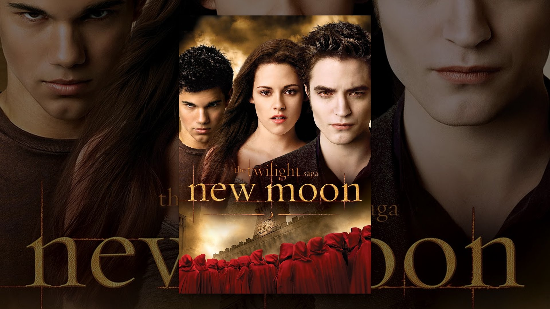 the twilight saga new moon youtube