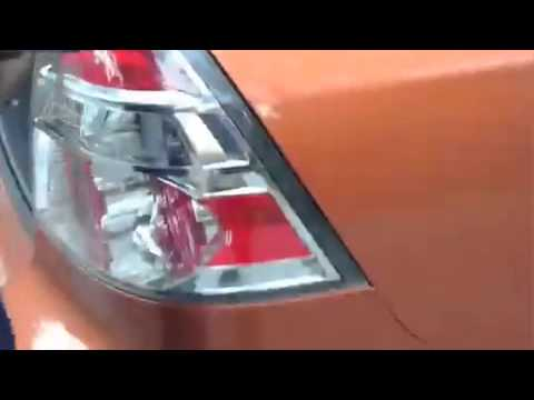 2008 Chevy Aveo Tail Light Replacement
