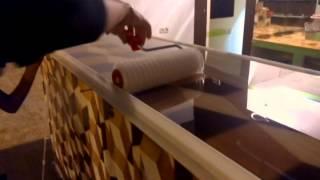 Спец. заказ для кафе Chill-Bar(Заливка столешницы и других поверхностей полимером в кафе Chill-Bar в городе Уфа., 2014-05-24T15:41:28.000Z)