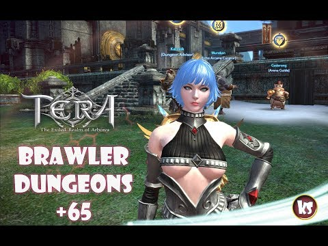 "#MMO - Tera "" Brawler en Instancias lvl65 || Killersamus Games"