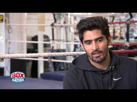 """The real journey will start now!"" - Vijender Singh eyes World Title in 2017"