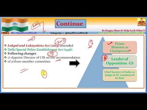 82 Everything about CBI  Central Bureau of Investigation CBI vs State Police Indian Polity  VeeR