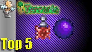 Terraria Top 5 Corruption Items | Terraria 1.3 Countdown