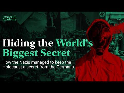 How The Nazis Hid The World's Biggest Secret