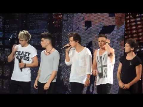 One Direction - I Would LIVE HD 6/18/13 in Columbus