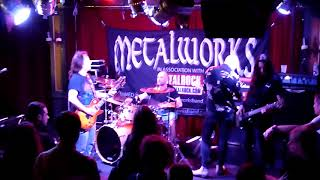 Metalworks George Gt Stergiou Sound Check 20.5.18 Clip