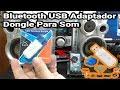 Adaptador Bluetooth USB Dongle Transmissor Para Som.
