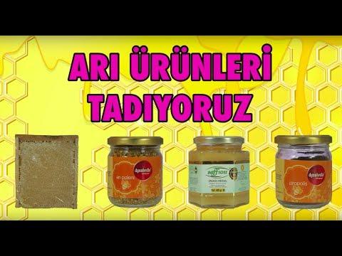 Arı Ürünlerini Tattık - Propolis Neymiş Öğrendik: Bu videoda arı ürünlerini tadıyoruz. Elimizde petek bal, arı poleni, krem bal ve propolis var. Bir şeyleri tattığımız tüm videolar tam şurada: https://goo.gl/MXKxZs  Diğer kanallarımızdaki birbirinden ilginç ve eğlenceli videoları izlemek için lütfen tıklayın: Yapyap: https://www.youtube.com/yapyap Oyun Delisi: https://www.youtube.com/oyundelisi BonbonTV https://www.youtube.com/bonbontv  OHA Diyorum kanalında ilginç, komik, faydalı, eğlenceli videolar yayınlıyoruz. İlginç bilgiler veriyoruz, eğlenceli oyunlar oynuyoruz, rekor denemeleri yapıyoruz, komik fotoğrafları derliyoruz, enteresan sorulara cevap veriyoruz, göz yanılmaları ile şaşırtıyoruz, oha diyeceğiniz deneyler yapıyoruz. Videolarımızı çekerken önce biz eğleniyoruz, ardından elbette sizi eğlendirmeyi amaçlıyoruz.