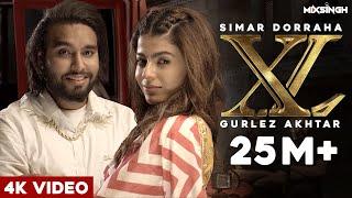 XL (Official Video) Simar Dorraha Ft Gurlez Akhtar | Mahi Sharma | MixSingh | New Punjabi Songs 2021 Images